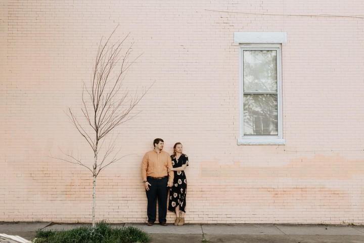 Engagement Photos With V!